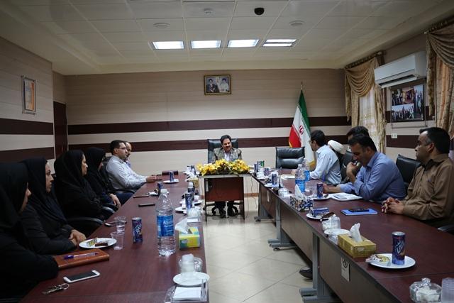 برگزاری دومین جلسه شورای فرهنگی نیروگاه زرند