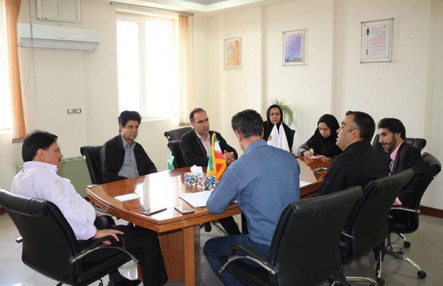 برگزاری اولین جلسه کمیته تحقیقات در سال 98