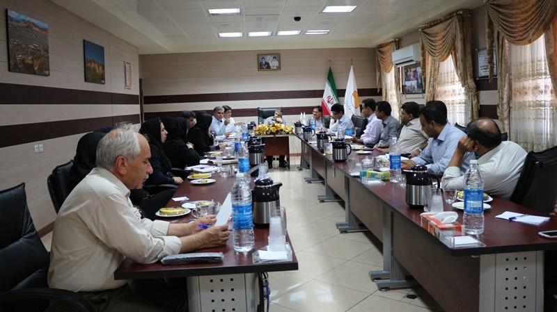 حضور مدیر عامل شرکت تولید برق کرمان در نیروگاه زرند