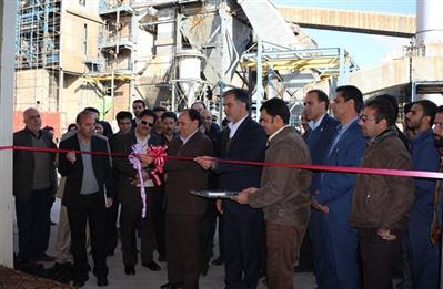 افتتاح مجموعه فرهنگی ورزشی«شهید ظهیرصادقی»  نیروگاه زرند