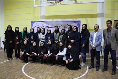 برگزاری مسابقات دارت و تیراندازی بانوان وزارت نیرو به میزبانی هیات ورزش استان کرمان