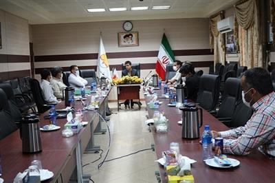 برگزاری جلسه برنامه ریزی آموزشی در نیروگاه زرند