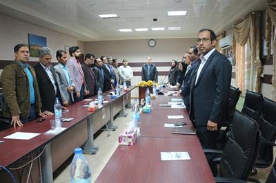 گردهمایی کارشناسان روابط کار و اعضا مراجع حل اختلاف شهرستانهای شمال استان کرمان
