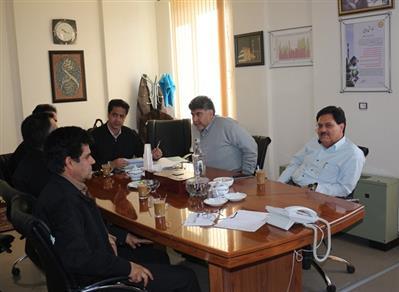 برگزاری چهارمین جلسه کمیته تحقیقات در سال جاری